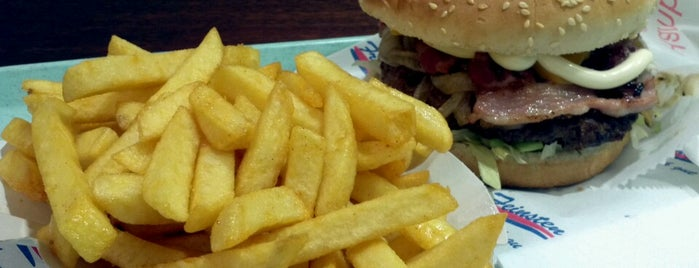 Burger & Pommes is one of Burger!.