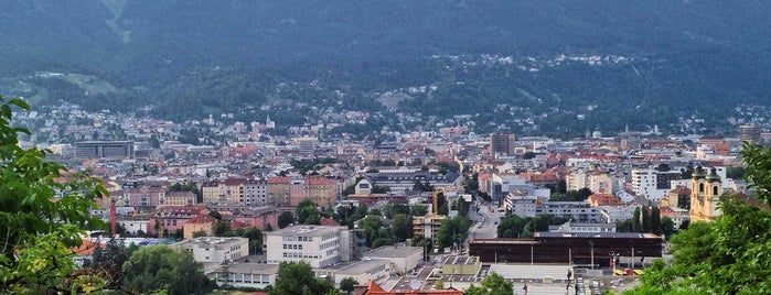 Innsbruck is one of Олег'ın Beğendiği Mekanlar.