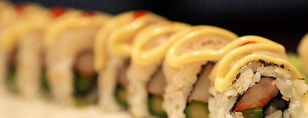 Itadaki is one of Boston Eats.