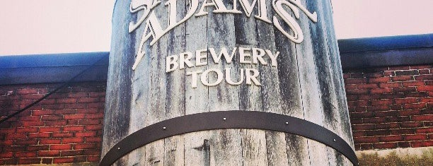 Samuel Adams Brewery is one of Boston for newbies.