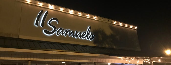 Two Samuels Restaurant is one of Great Places to eat in Spartanburg.