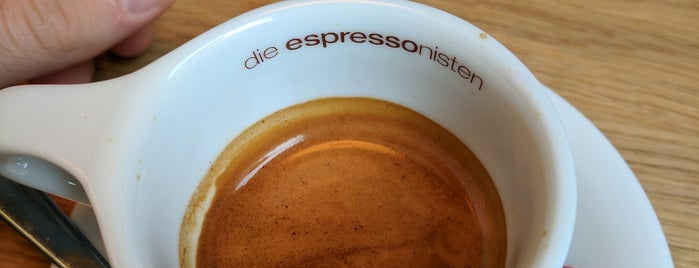 Die Espressonisten is one of Coffee to drink in CNW Europe.