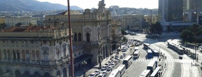 Stazione Genova Brignole is one of √ Best Tour in Genova.