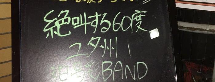 柏 Thumb Up is one of ライブハウス.