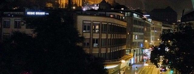 Place Centrale is one of Places à Lausanne.