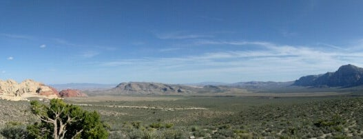 High Point Overlook is one of For Las Vegas in June.