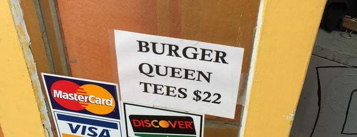 Burger Queen is one of Provincetown.
