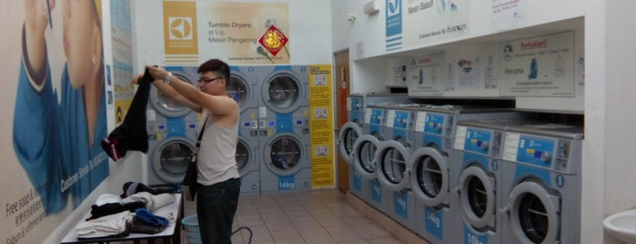 eClean Laundry is one of Local Services.