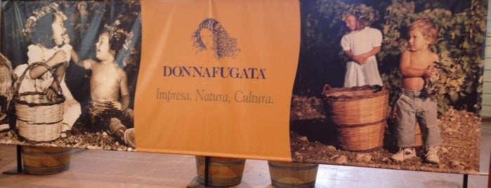 Donna Fugata is one of South Italy.