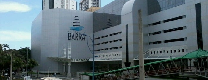 Shopping Barra is one of Places.