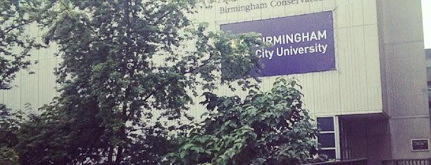 Birmingham Conservatoire is one of Must-visit Arts & Entertainment in Birmingham.