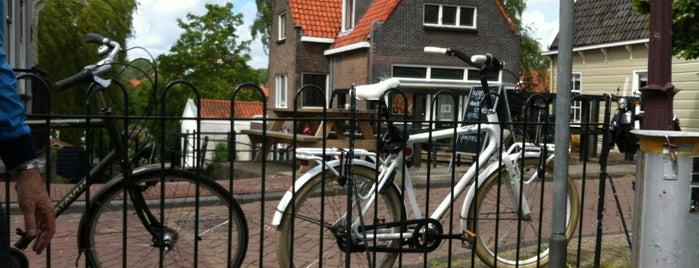 Café 't Sluisje is one of Amsterdam.