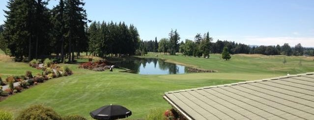 The Reserve Vineyards & Golf Club is one of Oregon.