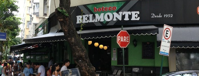 Belmonte is one of Rio de Janeiro's best places ever #4sqCities.
