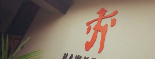 Hawkers Asian Street Fare is one of Dining in Orlando, Florida.