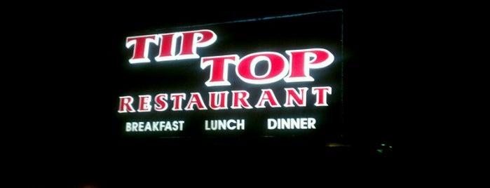 Tip Top is one of Food.