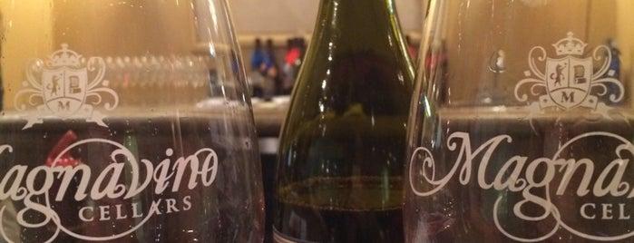 Magnavino Cellars is one of Ventura Wineries.