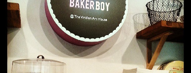 The Fabulous Baker Boy is one of Singapore To-Do List.