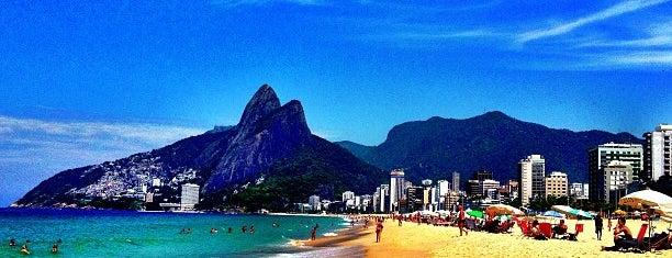 Posto 9 is one of Rio.