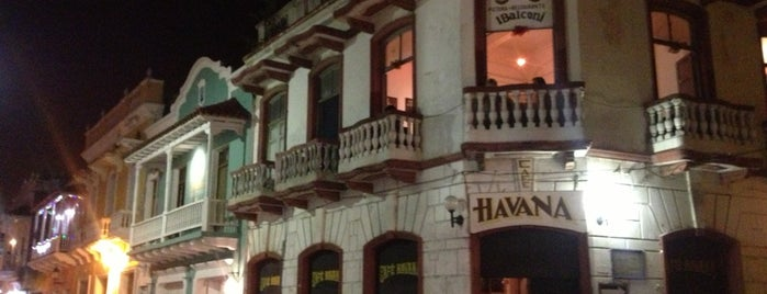 Cafe Havana is one of Colombia.