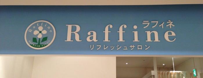 ラフィネ ララガーデン川口店 is one of staffのいるvenues.