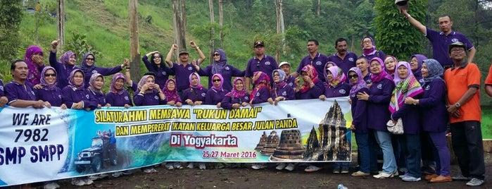 LPMP Yogyakarta is one of Visited Places in Yogyakarta :).