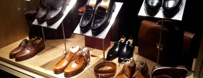 Men's shoe stores
