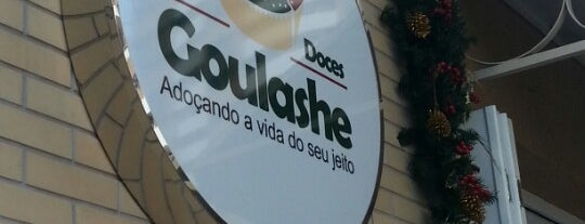 Goulashe is one of FOR | Doces.
