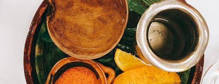 Restaurante Nicos is one of [To-do] DF.