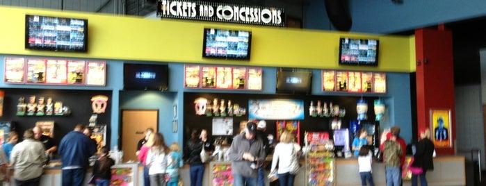 NCG Cinemas is one of Top Spots.