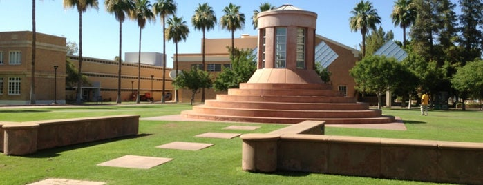 Cady Mall is one of Sun Devil Checklist.
