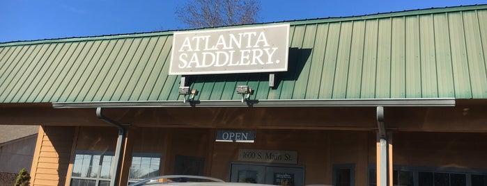 Atlanta Saddlery is one of The Regulars.