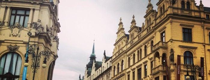Republic Square is one of Prague.