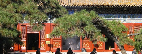 Yonghegong Lama Temple is one of Beijing 2013.