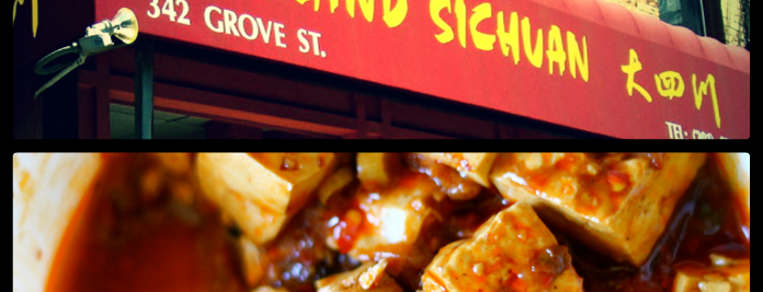 Grand Sichuan is one of Great Food in Jersey City.