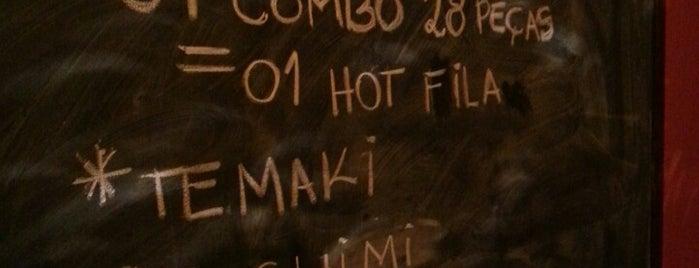 Prefácio is one of Top picks for Sushi in Porto Alegre.
