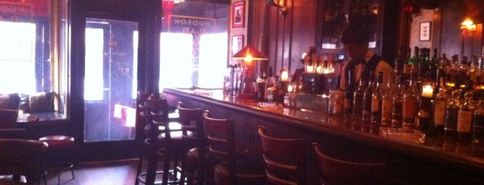 Hudson Bar and Books is one of TFF 2014: Featured Eat & Drink Specials.