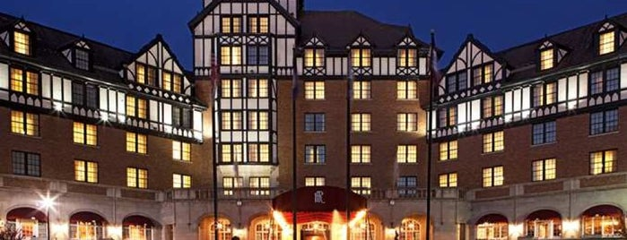 Hotel Roanoke & Conference Center - Curio Collection by Hilton is one of Hotels and Resorts.