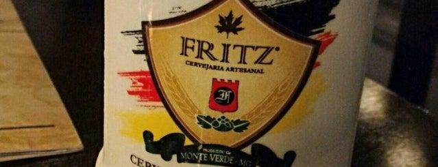 Fritz Cervejaria Artesanal is one of Henri's TOP Bars!.