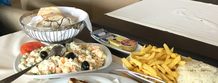 República do Churrasco is one of Top 10 restaurants when money is no object.