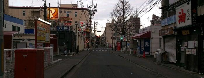 セブンイレブン 仙台国分町2丁目店 is one of セブンイレブン@宮城.