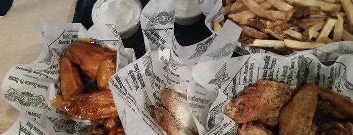 Wingstop is one of Frequent.