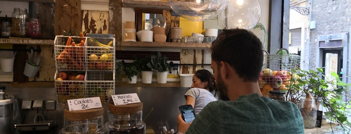 Shake Cafe is one of The 15 Best Places for Coffee in Florence.