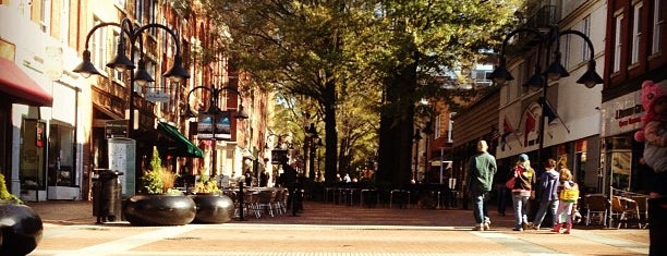 Charlottesville Historic Downtown Mall is one of Awesomesauce.
