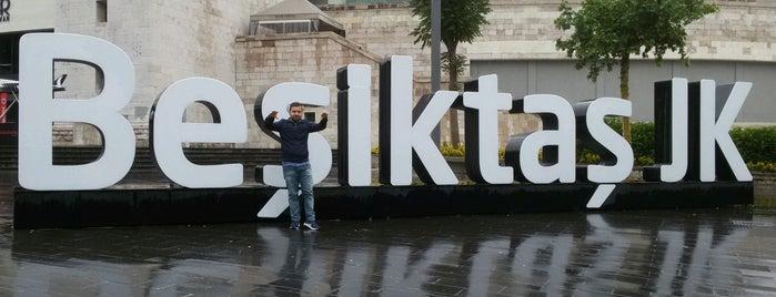 Vodafone Arena Kartal Yuvası Mağazası is one of Mekan!.