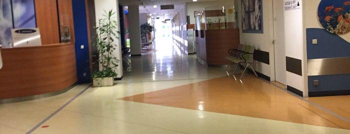 Klinikum Bamberg is one of Bamberg #4sqCities.