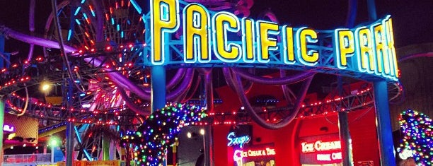 Pacific Park is one of The 15 Best Places for Sunsets in Santa Monica.