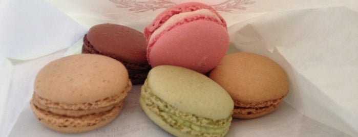 Ladurée is one of Paris - best spots! - Peter's Fav's.