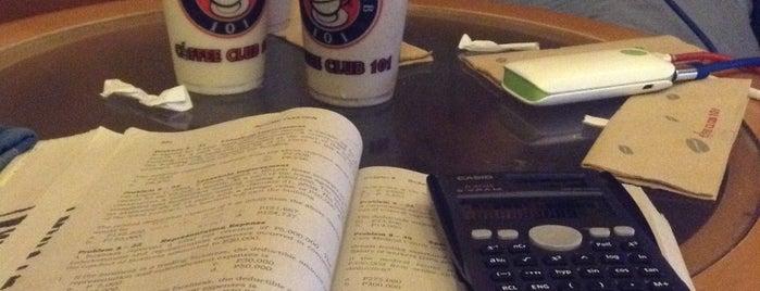 Coffee Club 101 is one of GenSan Coffeeholic.