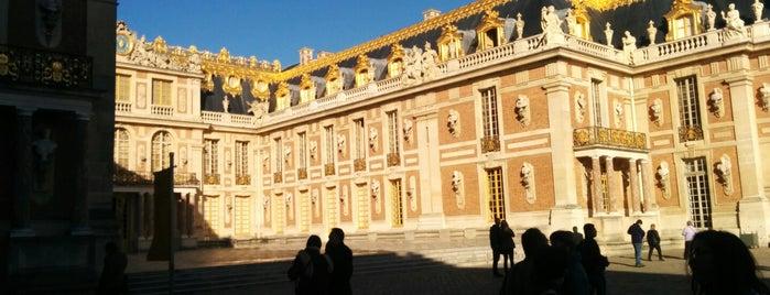 Petites écuries du Château de Versailles is one of Château de Versailles.